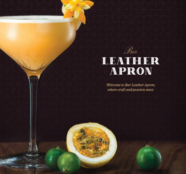 Bar Leather Apron